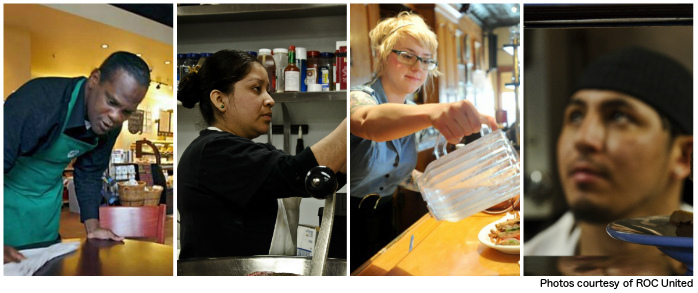Restaurant Workers Food Empowerment Project