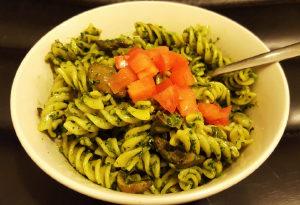 Cilantro Kale Pesto