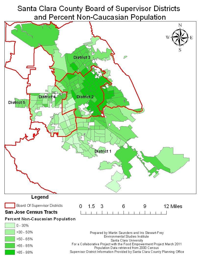 Reports: Food Availability in Santa Clara County and Focus Groups in on humboldt county district map, lafayette district map, daly city district map, poway district map, amarillo district map, tuscaloosa district map, santa clara county district map, mission district map, key west district map, la habra district map, anaheim district map, los angeles county district map, south bend district map, south san francisco district map, lexington district map, rio rancho district map, marina district map, almaden valley map, palm springs district map, springfield district map,