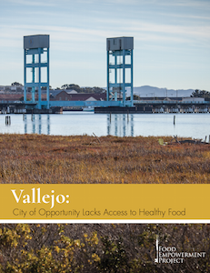 Vallejo Report Cover